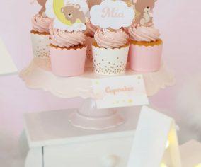 Customized cupcakes shop dubai