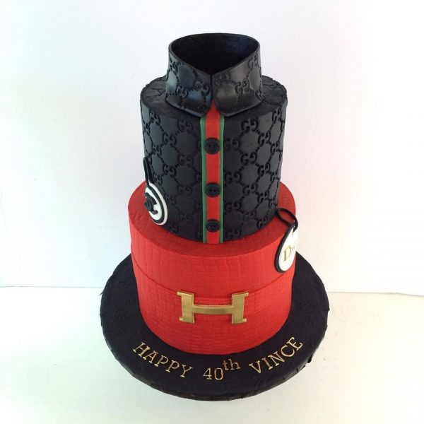 Branded Cake for Him celebrate events with elegant style
